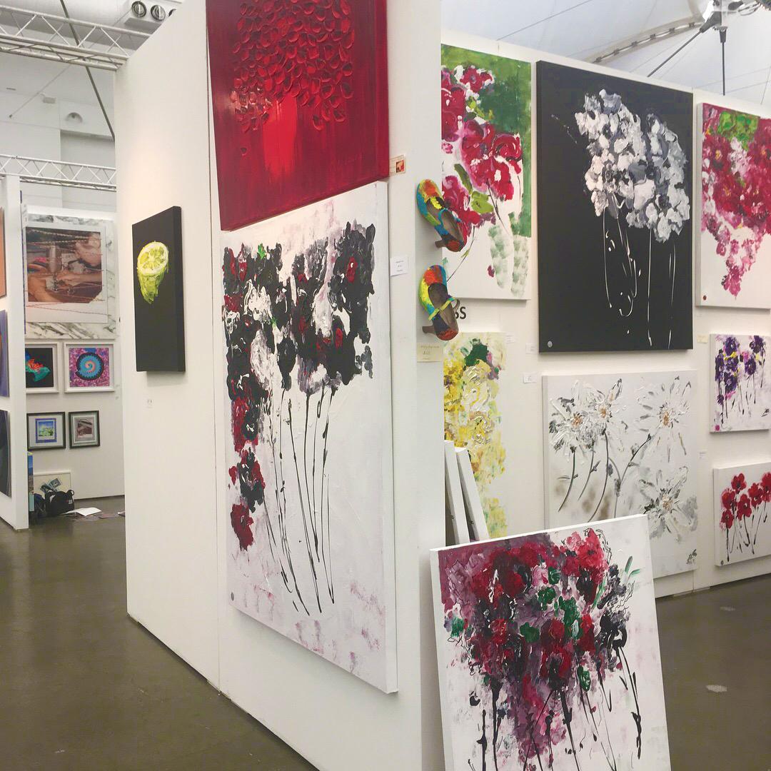 Art! Vancouver Exhibit April 2018